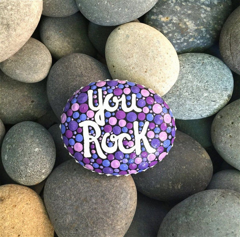 Best ideas about DIY Painted Rocks . Save or Pin 99 DIY Ideas Painted Rocks With Inspirational Picture Now.