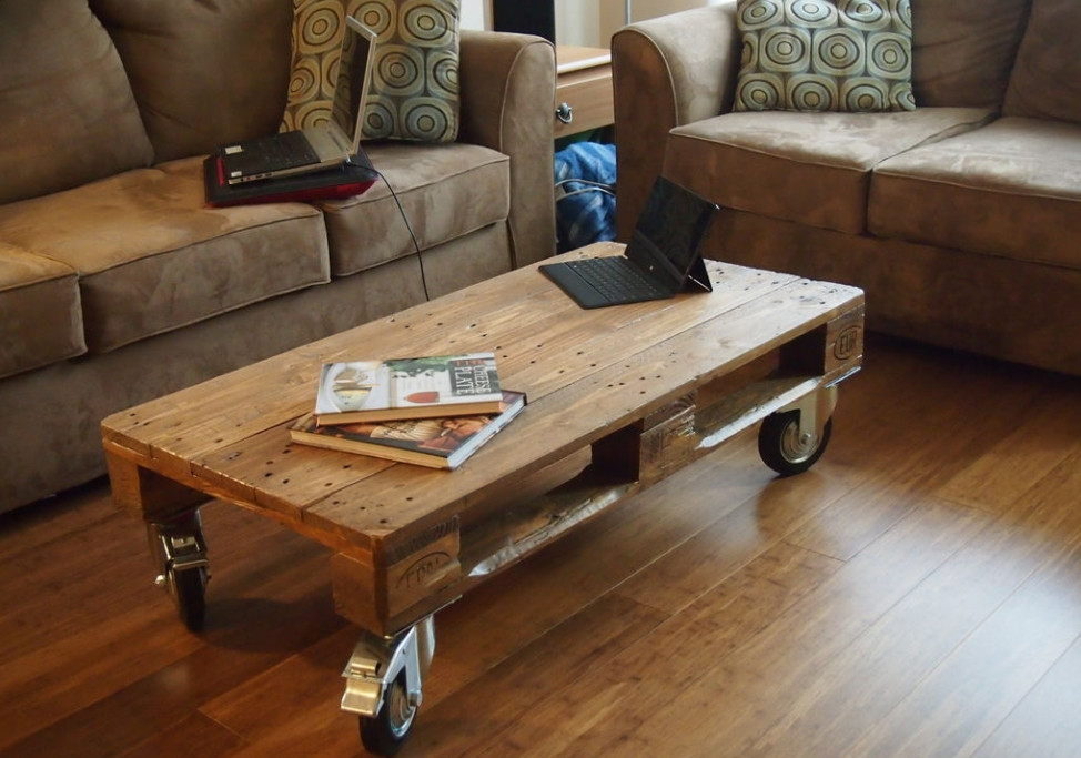 Best ideas about DIY Pallet Coffee Table . Save or Pin 15 Amazingly Cool Coffee Table Ideas to Brew tify Your Now.