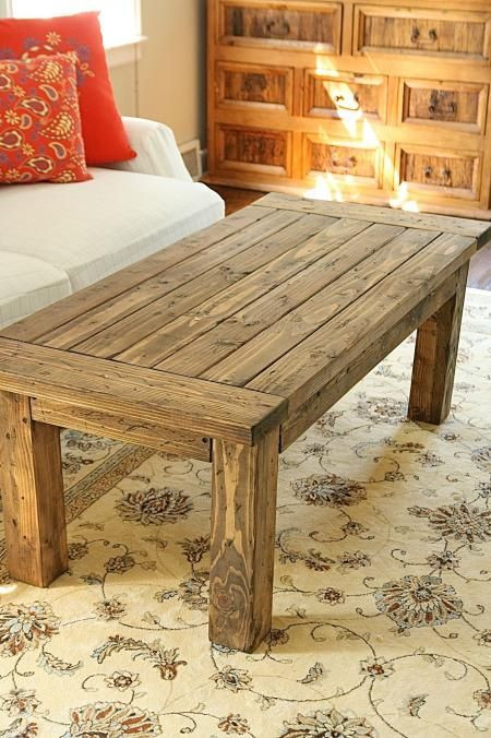 Best ideas about DIY Pallet Coffee Table . Save or Pin Pallet Coffee Table Diy Instructions WoodWorking Now.