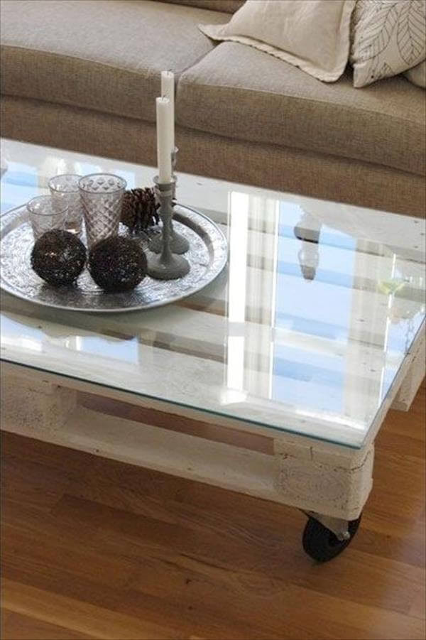 Best ideas about DIY Pallet Coffee Table . Save or Pin 12 DIY Pallet Coffee Tables with Instructions Now.