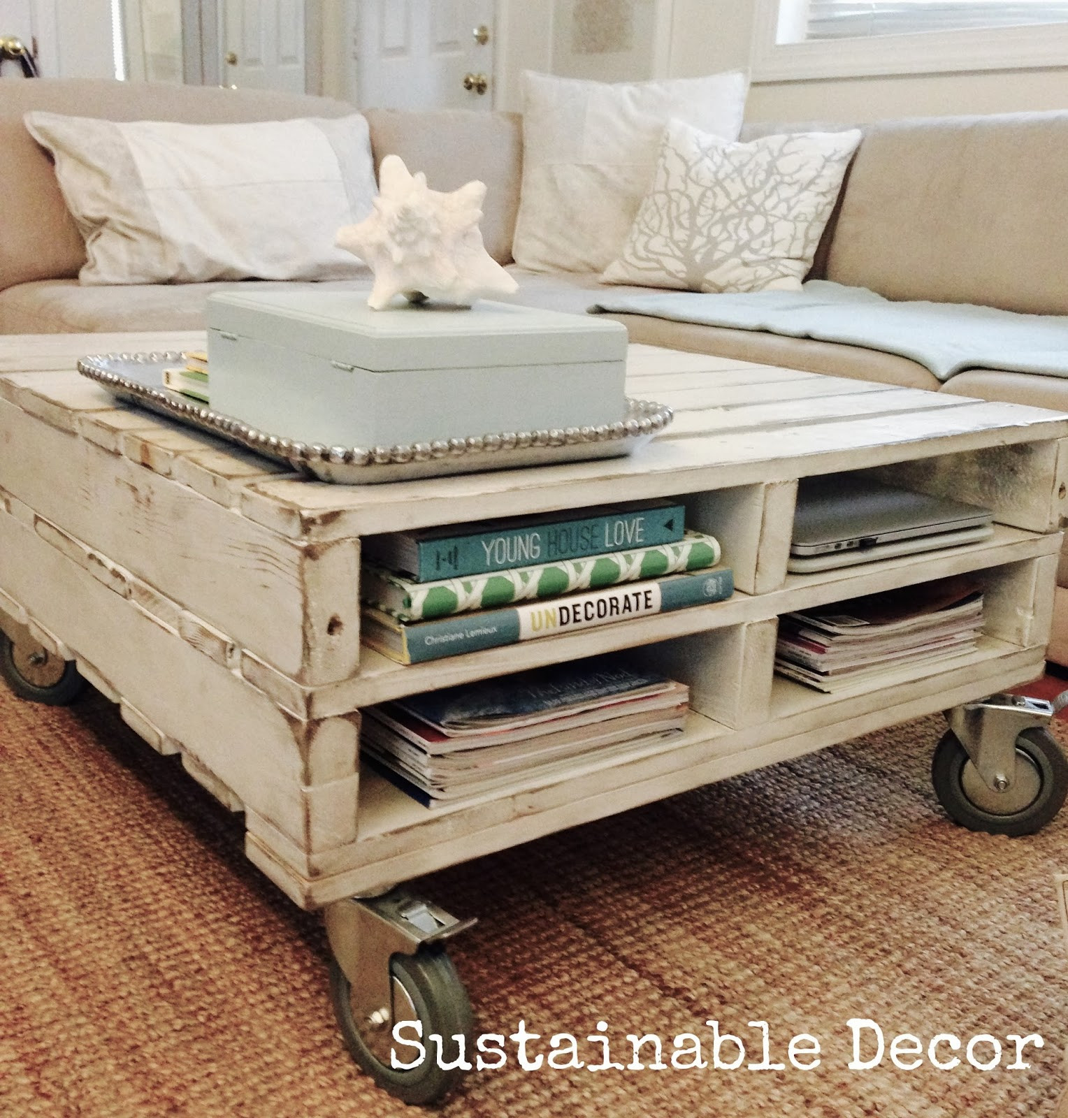 Best ideas about DIY Pallet Coffee Table . Save or Pin 20 Awesome DIY Pallet Projects Now.