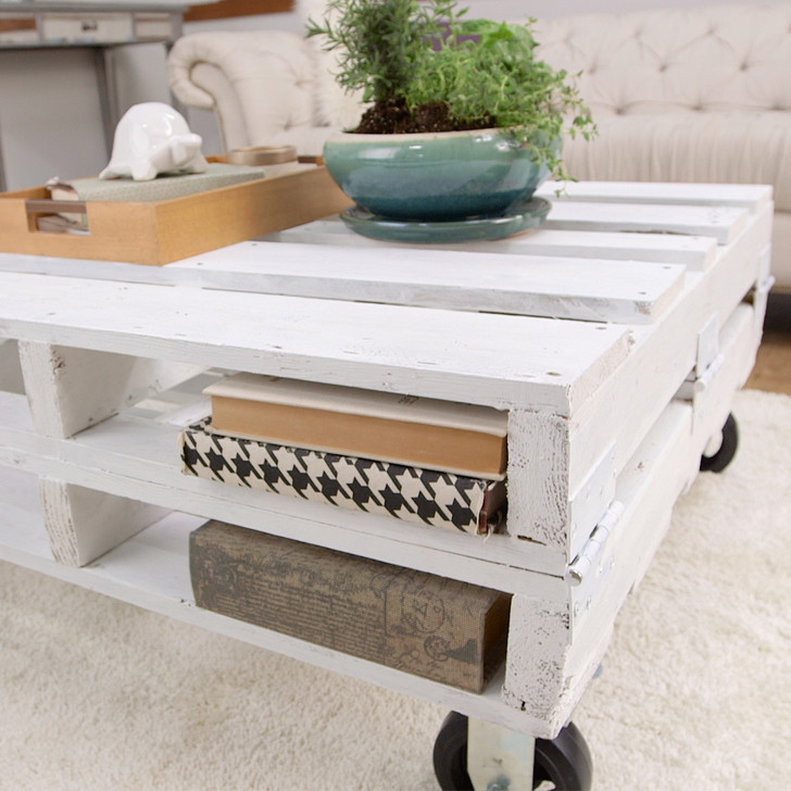 Best ideas about DIY Pallet Coffee Table . Save or Pin 11 DIY Pallet Coffee Tables For Any Interior Shelterness Now.