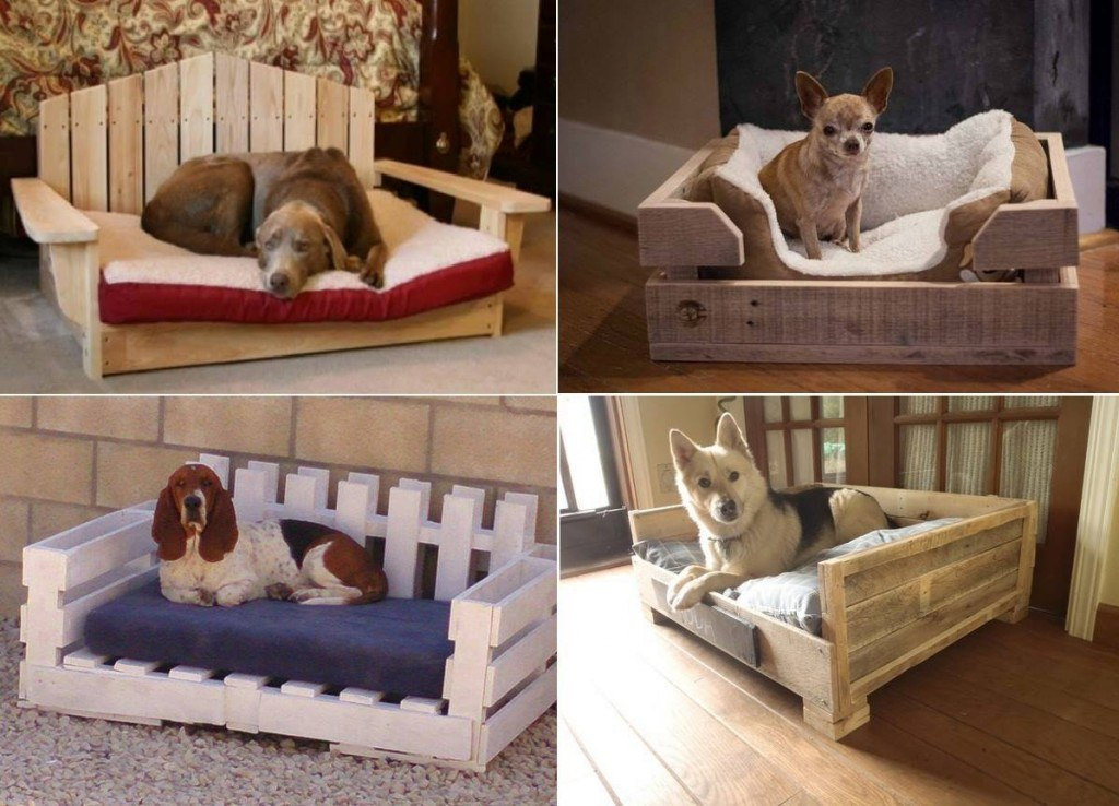 Best ideas about DIY Pallet Dog Beds . Save or Pin 20 Fantastic Pet Bed ideas Now.