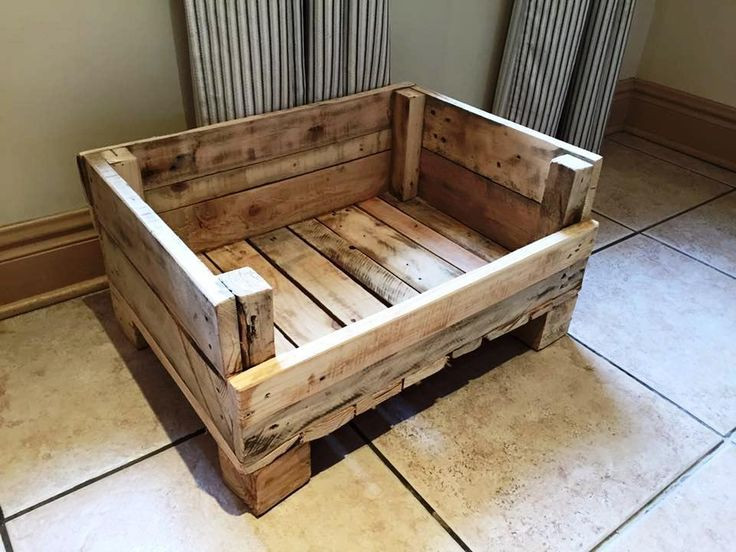 Best ideas about DIY Pallet Dog Beds . Save or Pin 20 Inexpensive Pallet Projects You Can Do Now.