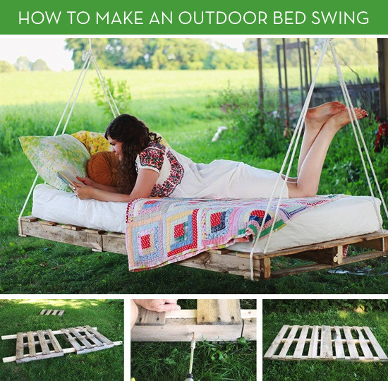 Best ideas about DIY Pallet Swing Bed . Save or Pin Pallet Ideas DIY Pinterest Top Pins The Best Collection Now.