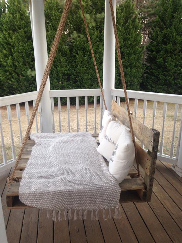 Best ideas about DIY Pallet Swing Bed . Save or Pin Recycled Pallet Project Ideas The Idea Room Now.
