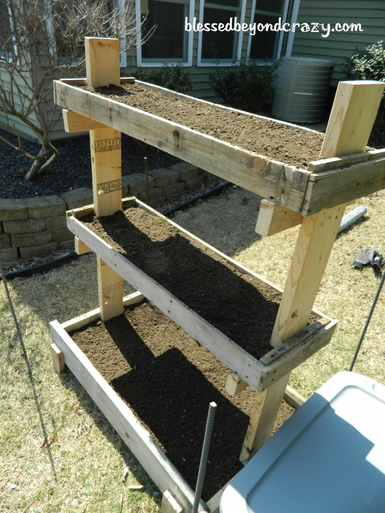 Best ideas about DIY Pallets Garden . Save or Pin 25 Garden Pallet Projects Now.