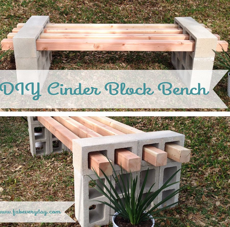 Best ideas about Diy Patio Bench . Save or Pin Free Outdoor Furniture Plans Help You Create Your Own Now.
