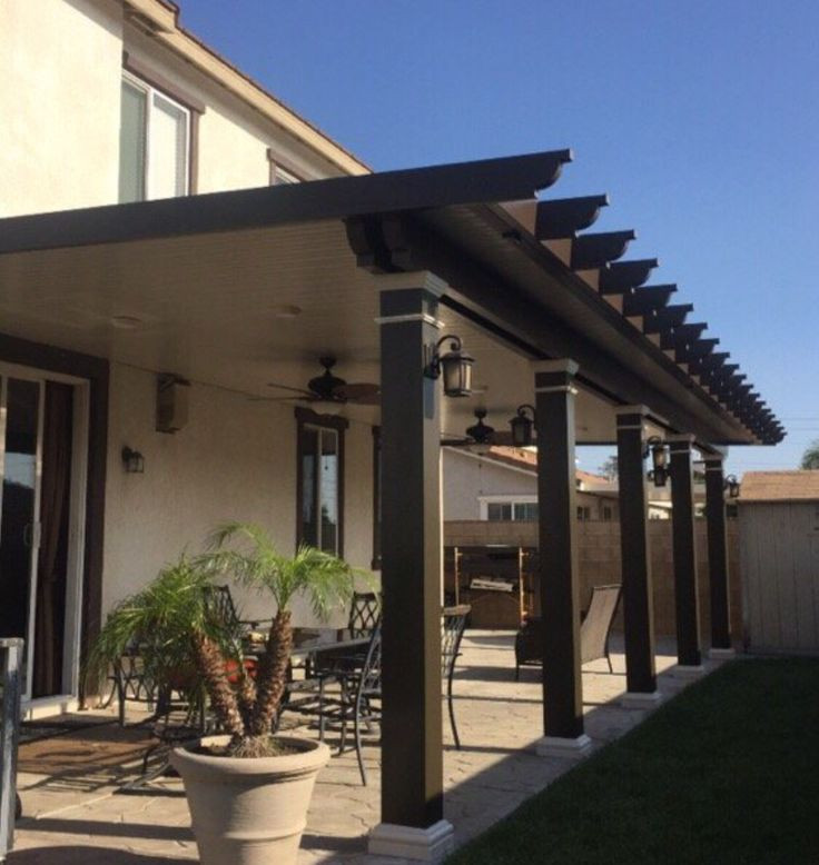 Best ideas about Diy Patio Covers . Save or Pin Best 25 Aluminum patio covers ideas on Pinterest Now.