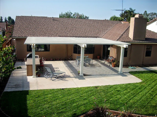 Best ideas about Diy Patio Covers . Save or Pin DIY Patio Covers Advance Awning and Patio Cover Now.