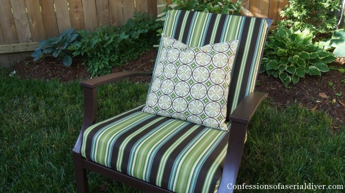 Best ideas about DIY Patio Furniture Cushions . Save or Pin 24 DIY Tutorials and Tips Now.