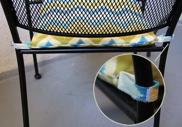 Best ideas about DIY Patio Furniture Cushions . Save or Pin diy patio chair cushions Now.