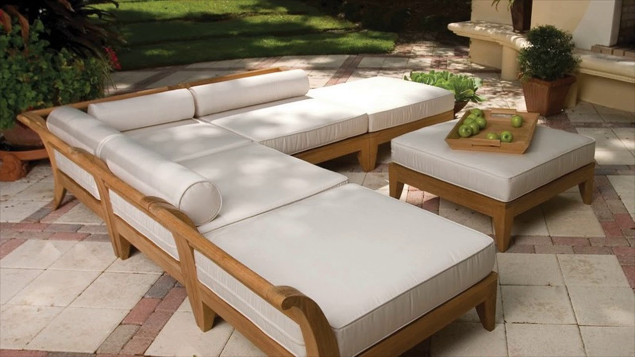 Best ideas about DIY Patio Furniture Plans . Save or Pin Diy Outdoor Furniture Plans Now.