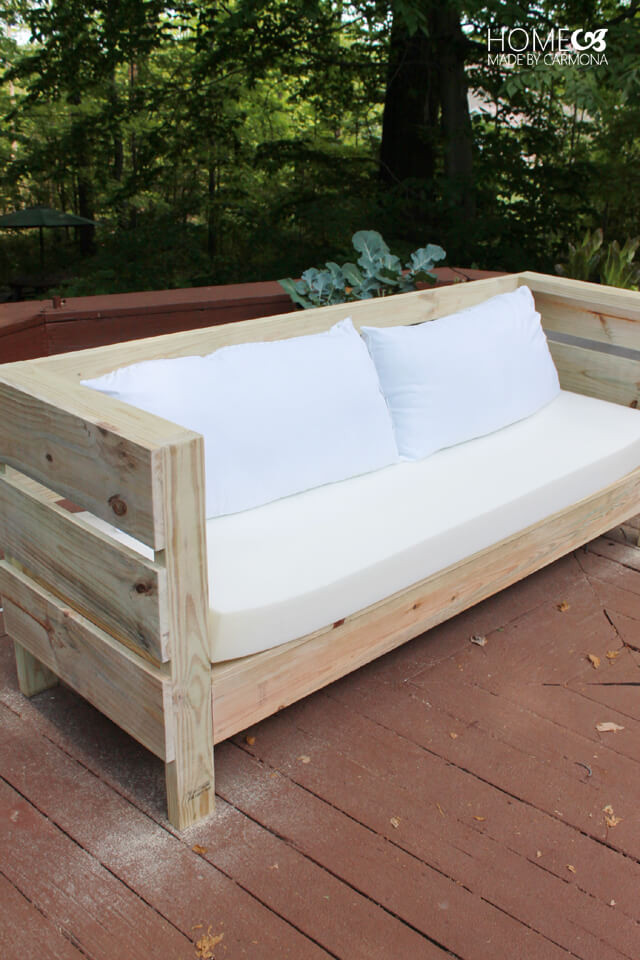 Best ideas about DIY Patio Furniture Plans . Save or Pin Outdoor Furniture Build Plans Home Made By Carmona Now.
