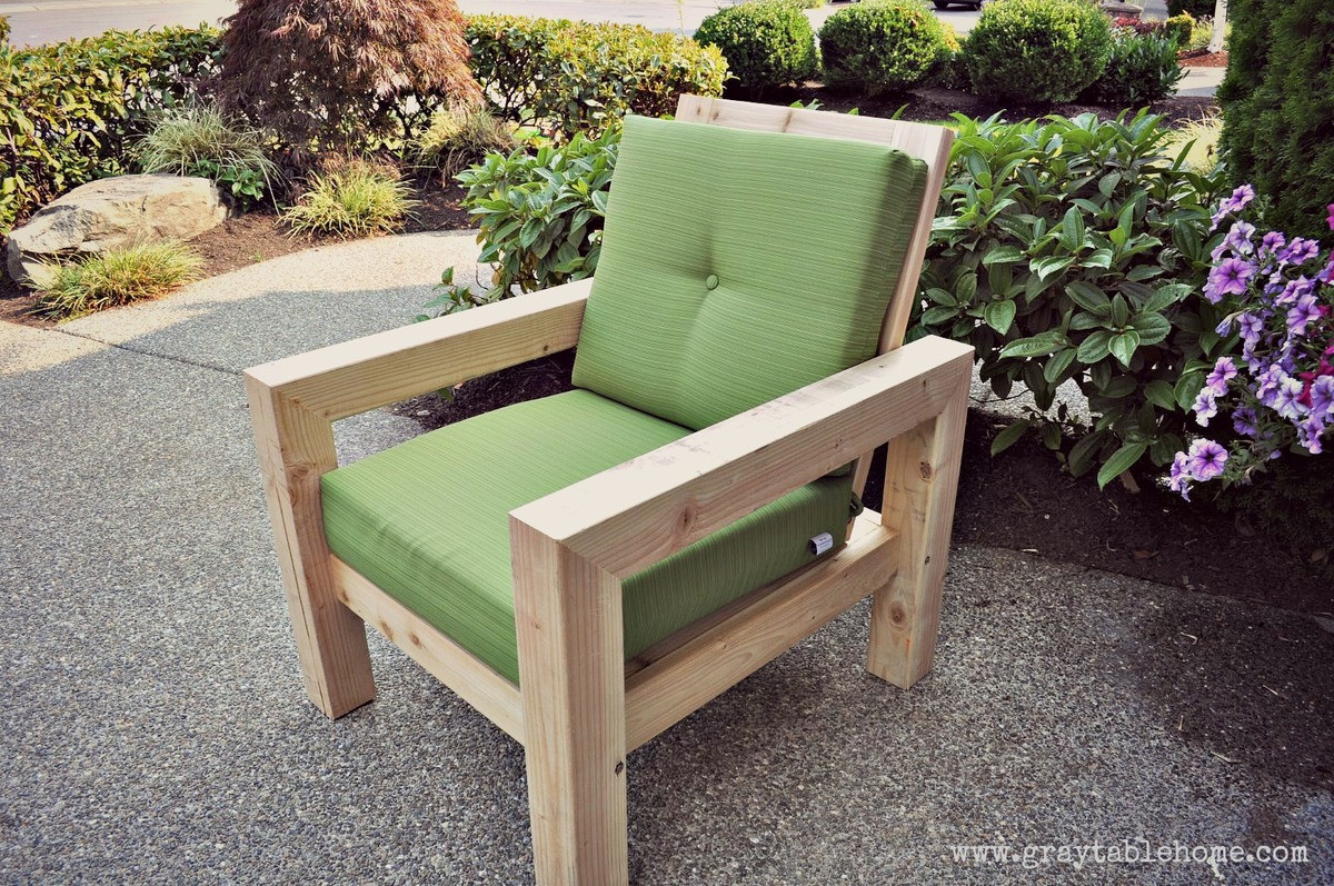 Best ideas about DIY Patio Furniture Plans . Save or Pin Ana White Now.