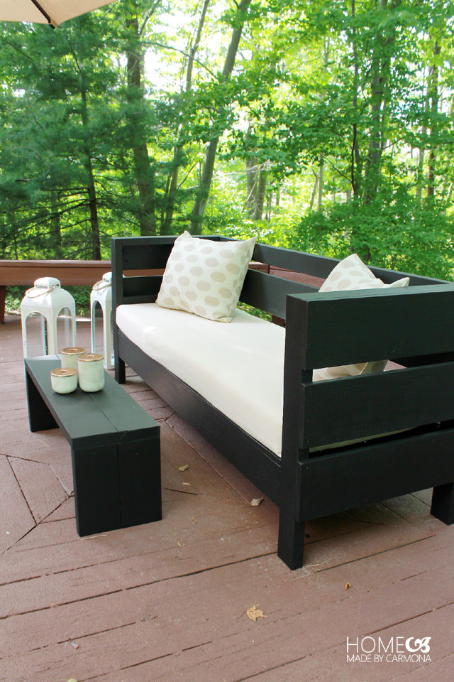 Best ideas about DIY Patio Furniture Plans . Save or Pin Easy DIY Outdoor Garden & Patio Furniture Now.