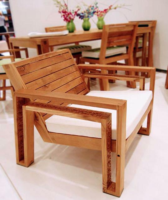 Best ideas about DIY Patio Furniture Plans . Save or Pin Furniture DIY Patio Furniture Teak Deep Seating Patio Now.