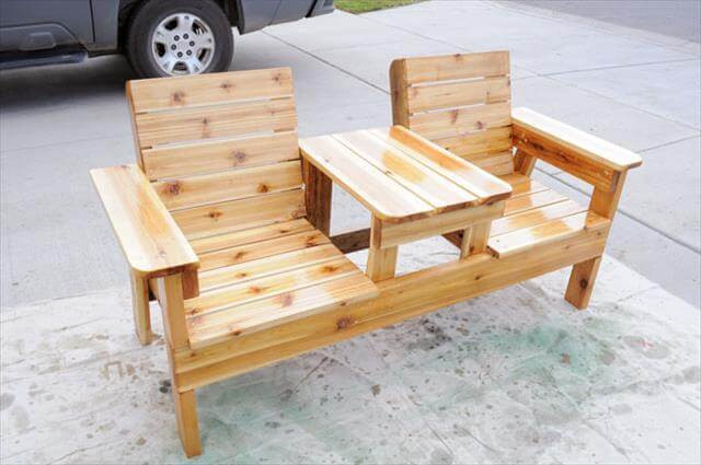 Best ideas about DIY Patio Furniture Plans . Save or Pin DIY Top 10 Recycled Pallet ideas and Projects Now.