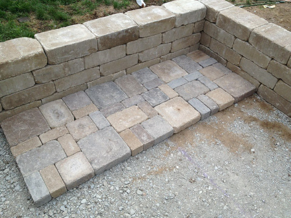 Best ideas about DIY Pavers Patio . Save or Pin DIY backyard paver patio outdoor oasis tutorial Now.