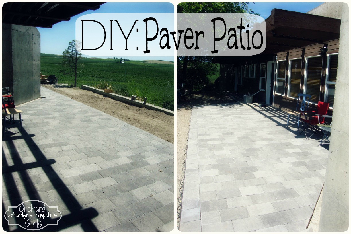 Best ideas about DIY Pavers Patio . Save or Pin Orchard Girls Front Yard Makeover Part 1 Now.