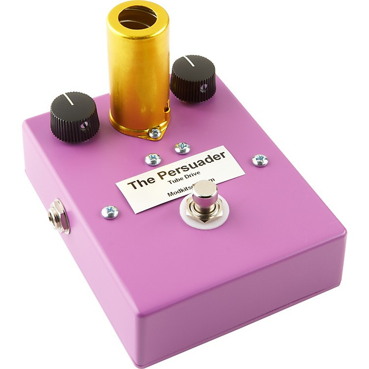 Best ideas about DIY Pedals Kits . Save or Pin Mod Kits DIY The Persuader Tube Drive Effects Pedal Kit Now.