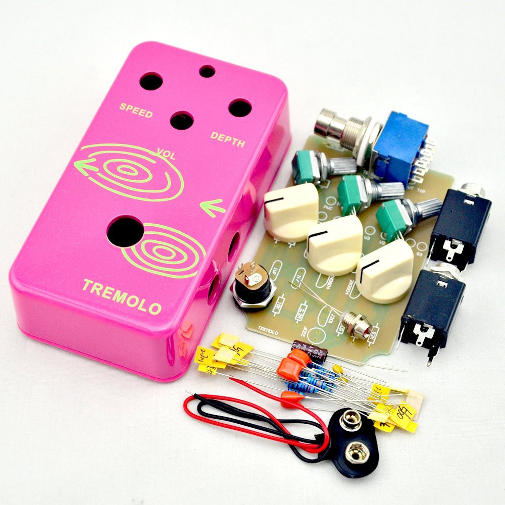Best ideas about DIY Pedals Kits . Save or Pin Guitar Pedal Kits Build Your Own Guitar Pedal Now.