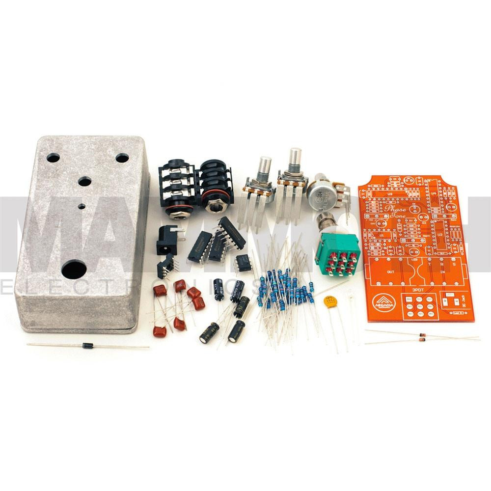 Best ideas about DIY Pedals Kits . Save or Pin DIY Phaser Pedal Kit Arcadia Electronics – Mammoth Now.