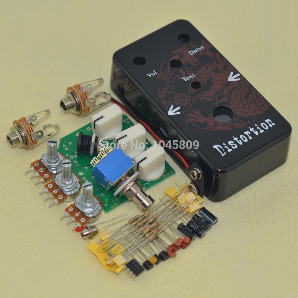 Best ideas about DIY Pedals Kits . Save or Pin 2019 DIY Guitar Distortion Pedal Guitar Effect Pedal Now.