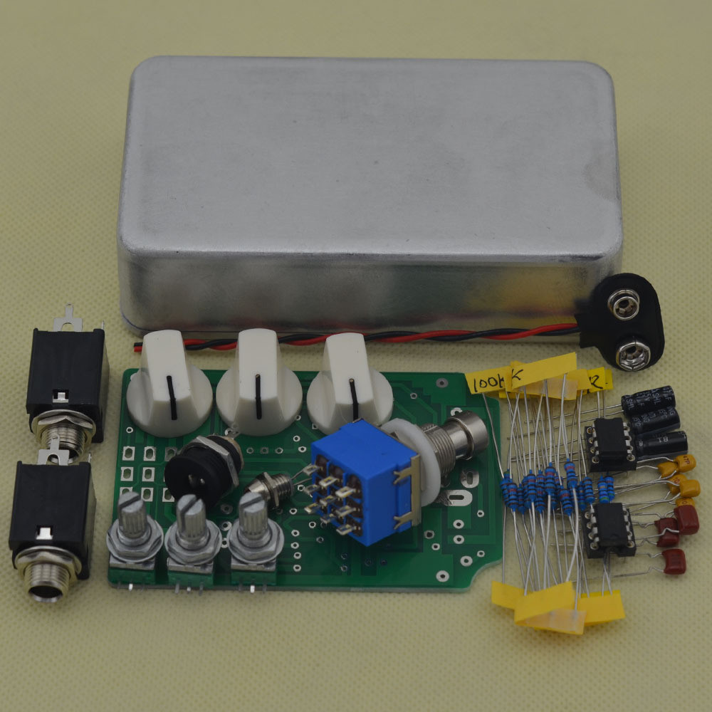 Best ideas about DIY Pedals Kits . Save or Pin Aliexpress Buy DIY Overdrive Guitar Effect Pedal Now.