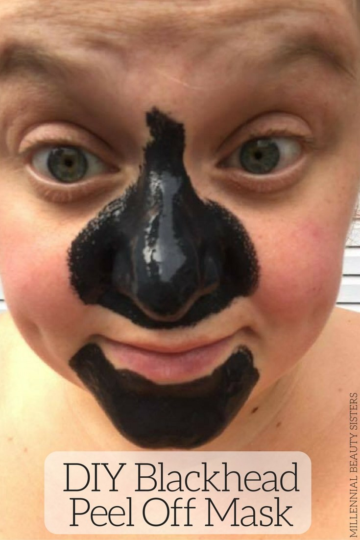 Best ideas about DIY Peel Mask . Save or Pin DIY Blackhead Peel f Mask Now.