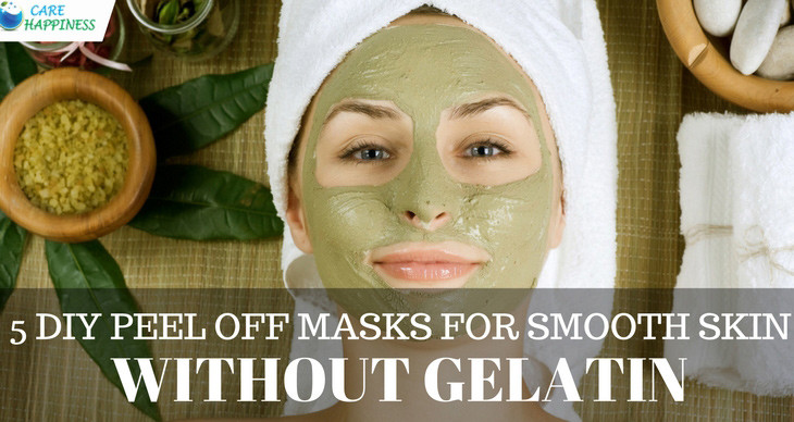 Best ideas about DIY Peel Mask . Save or Pin 5 Best DIY Peel off Masks for Smooth Skin without Gelatin Now.
