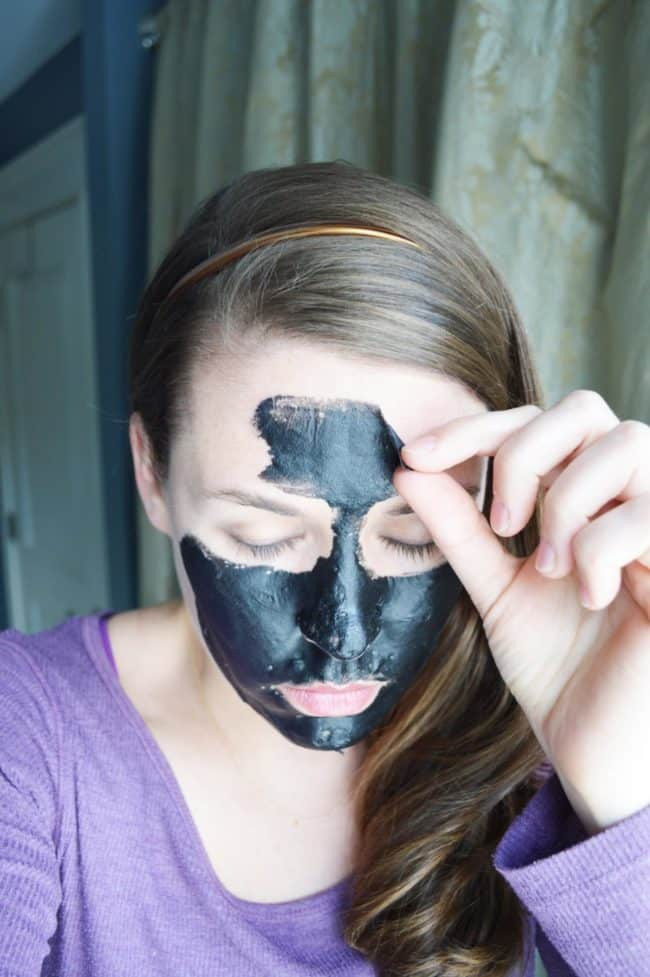 Best ideas about DIY Peel Off Charcoal Mask . Save or Pin DIY Charcoal Peel f Mask Easy Blackhead Busting Mask Now.