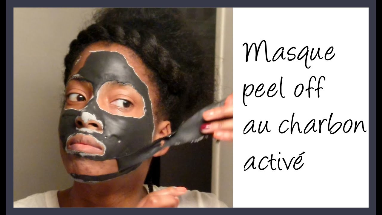 Best ideas about DIY Peel Off Charcoal Mask . Save or Pin Masque peel off au charbon activé DIY Activated Now.