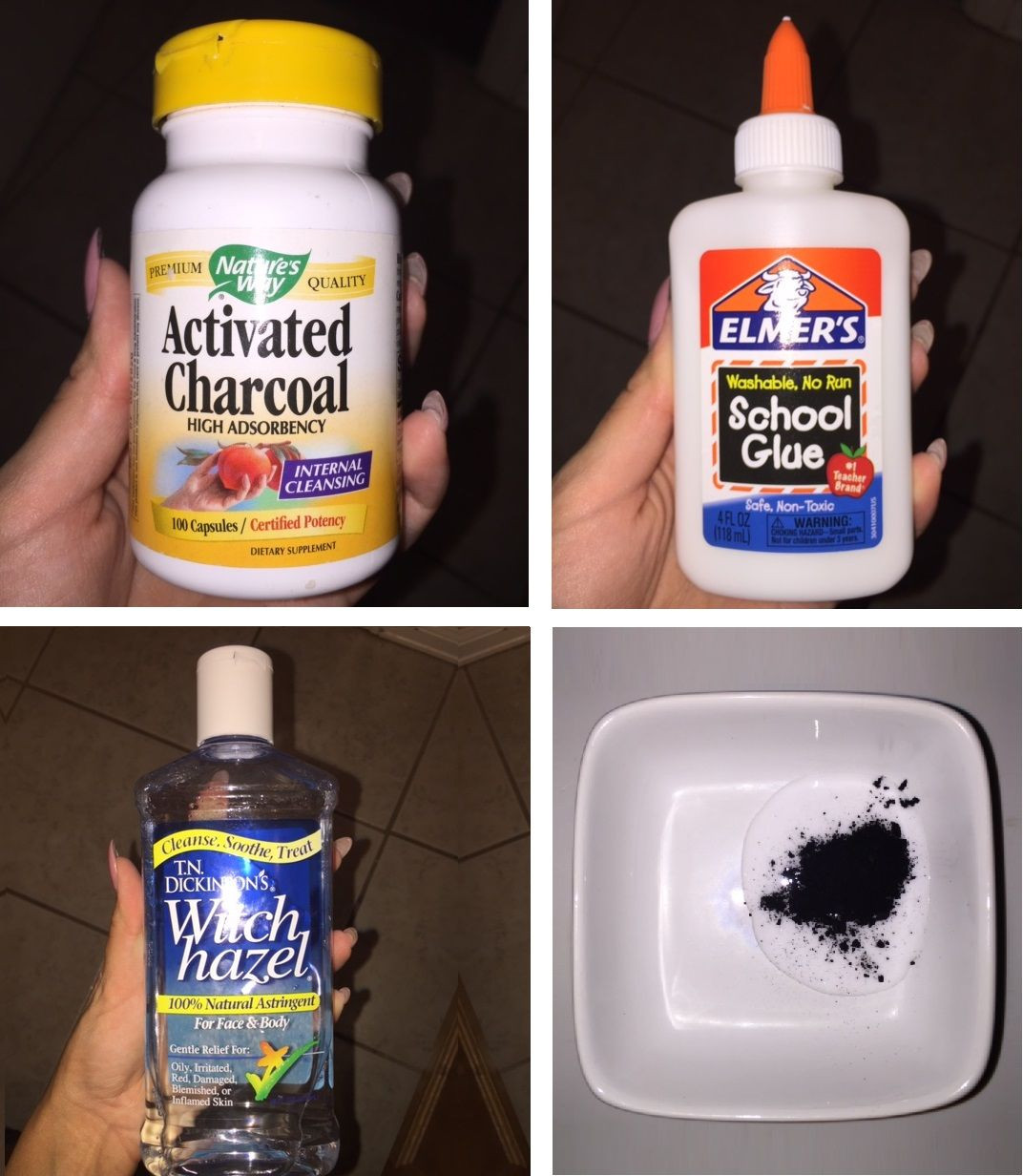 Best ideas about DIY Peel Off Charcoal Mask . Save or Pin DIY Peel f Face Mask Now.