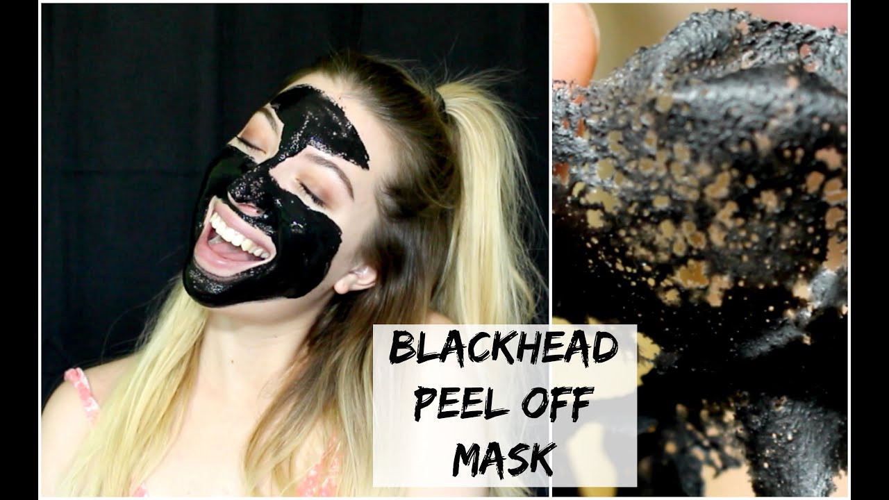 Best ideas about DIY Peel Off Face Mask For Blackheads . Save or Pin Best DIY Blackhead Remover Peel f Face Mask Now.