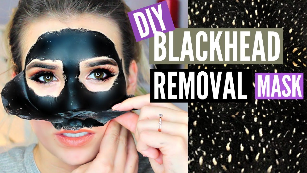 Best ideas about DIY Peel Off Face Mask For Blackheads . Save or Pin DIY Blackhead Removing PEEL OFF Mask EASY WORKS Now.