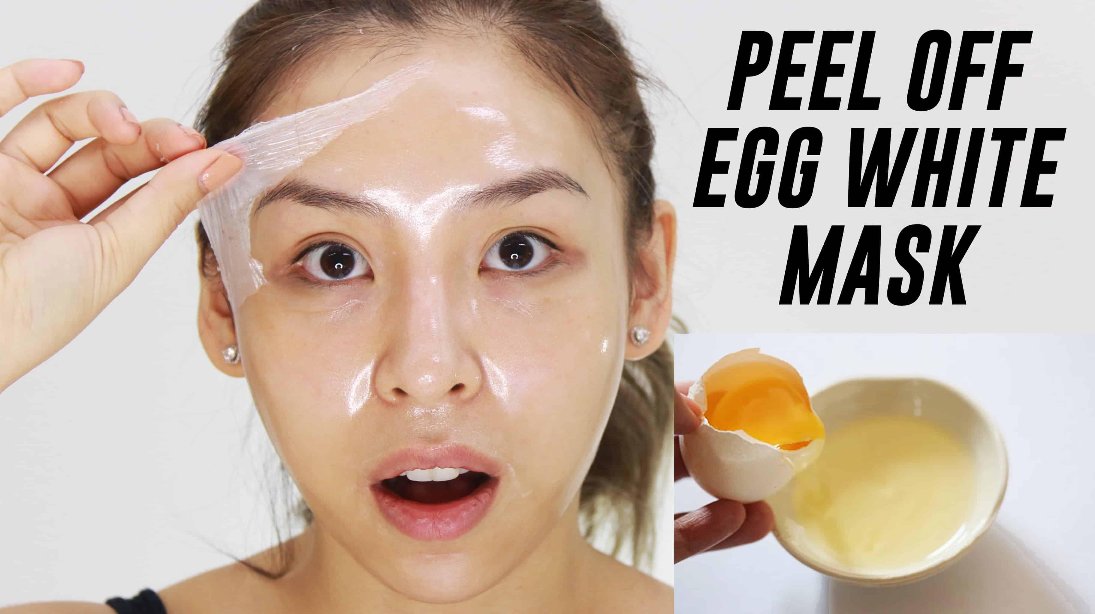 Best ideas about DIY Peel Off Face Mask With Egg . Save or Pin Efek Samping Memakai Masker Putih Telur Setiap Hari Now.