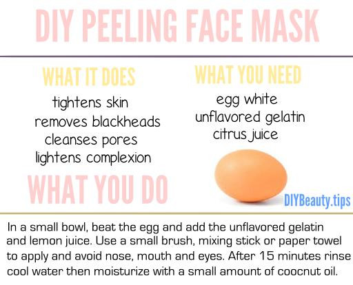 Best ideas about DIY Peel Off Face Mask With Egg . Save or Pin DIY Peeling Face Mask Now.