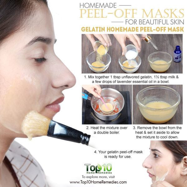 Best ideas about DIY Peel Off Mask . Save or Pin Homemade Peel f Masks for Glowing Spotless Skin Now.