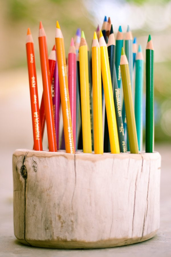 Best ideas about DIY Pencil Organizer . Save or Pin DIY Pencil Holder The Sweetest Occasion Now.
