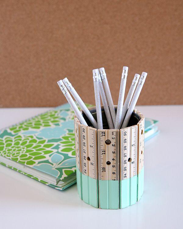 Best ideas about DIY Pencil Organizer . Save or Pin 25 MORE Teacher Appreciation Week Ideas Now.