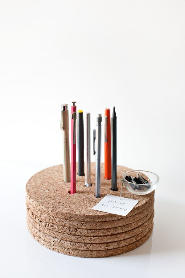 Best ideas about DIY Pencil Organizer . Save or Pin 12 creative and unusual diy pencil holder ideas for your Now.
