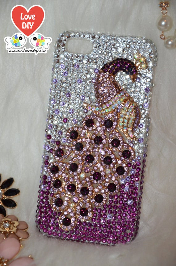 Best ideas about DIY Phone Case Kit . Save or Pin Bling Bling Phone Case DIY Kit Bling iPhone Case Bling Now.