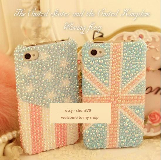 Best ideas about DIY Phone Case Kit . Save or Pin The Waving Flag Flatback Scrapbooking DIY Phone Case Now.