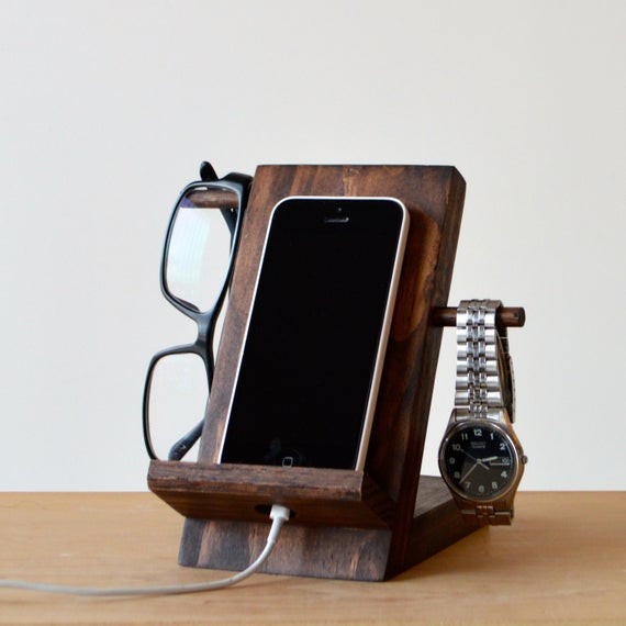 Best ideas about DIY Phone Stand For Desk . Save or Pin Unavailable Listing on Etsy Now.
