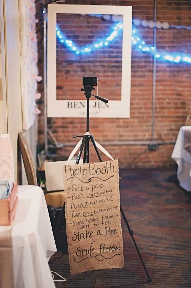 Best ideas about DIY Photo Booth Wedding . Save or Pin Wedding DIY Booth Wedivite Now.