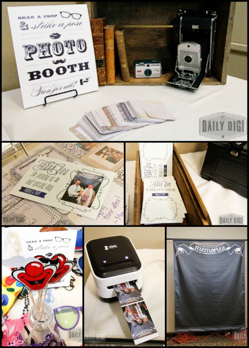 Best ideas about DIY Photo Booth Wedding . Save or Pin DIY Booth for a Wedding or Special Occasion – The Now.