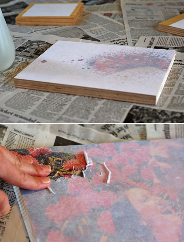 Best ideas about DIY Photo Transfer To Wood . Save or Pin DIY Transfers on Wood Now.