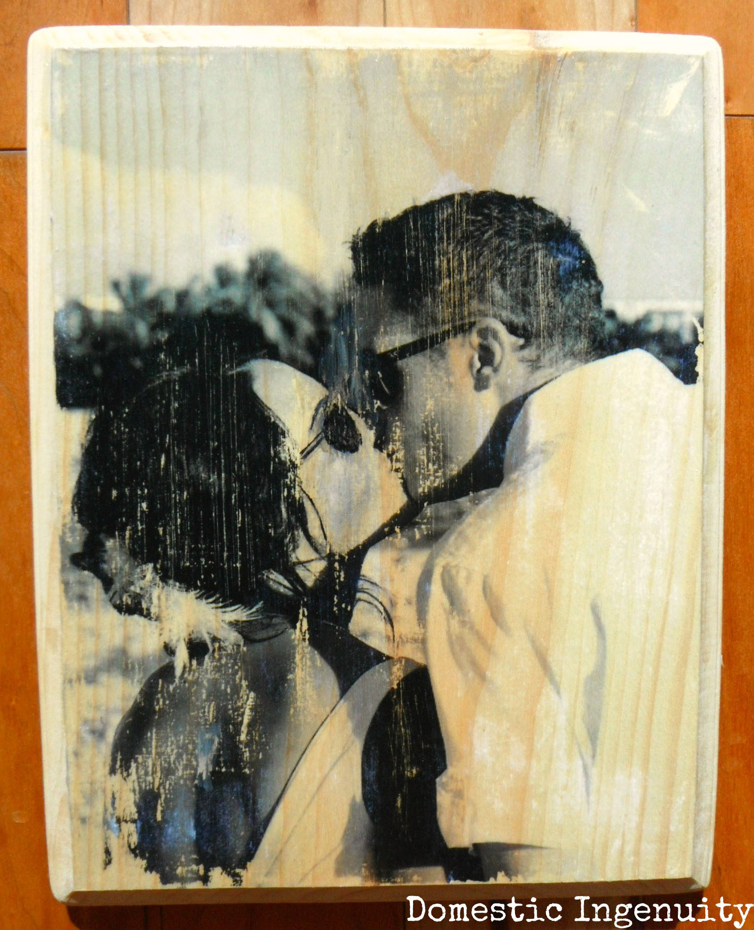 Best ideas about DIY Photo Transfer To Wood . Save or Pin DIY Wood Transfer Now.