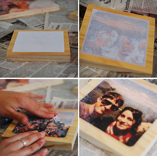 Best ideas about DIY Photo Transfer To Wood . Save or Pin Cheap Appeal Now.
